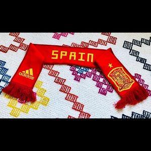 🇪🇸 Adidas SPAIN Futbol Scarf 🇪🇸